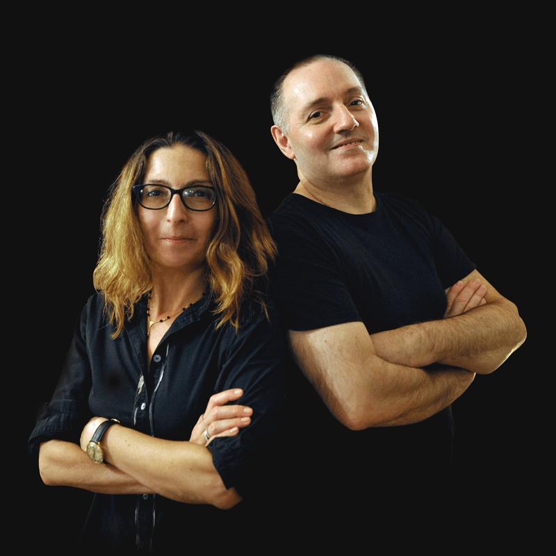 Alisia & Stefano Bonini - Ristoratori - Osteria Antichi Sapori